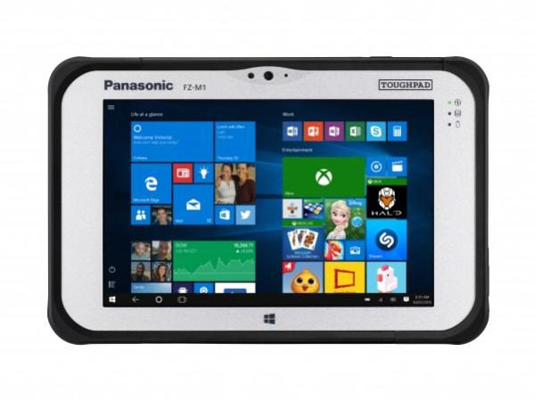 "Panasonic Toughpad FZ-M1 (7.0"") Mk3 with 8GB Ram & 4G (inc.12 Point Satellite GPS) 1"