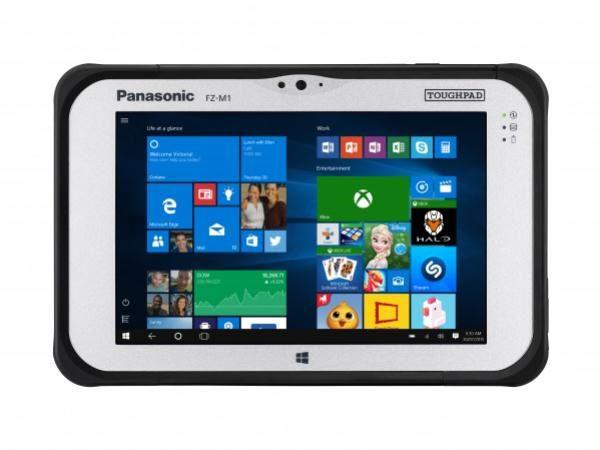 "Panasonic Toughpad FZ-M1 (7.0"") Mk3 with 8GB Ram 1"