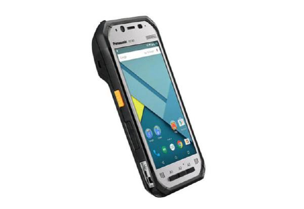 EX DEMO Panasonic Toughpad FZ-N1 (4.7') Mk1 with 4G, 12 Point Satellite GPS & Barcode Reader (Android 6.0) 3