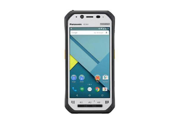 Panasonic Toughpad FZ-N1 (4.7') Mk2 with 4G, 12 Point Satellite GPS & Barcode Reader (Android 8.1) 1