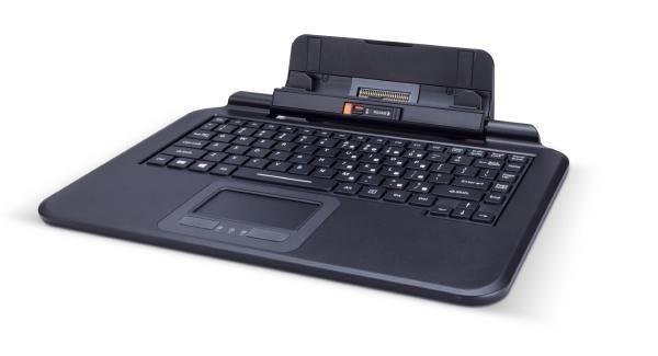 EX DEMO Panasonic Detachable Keyboard Base for Toughpad FZ-Q2 6