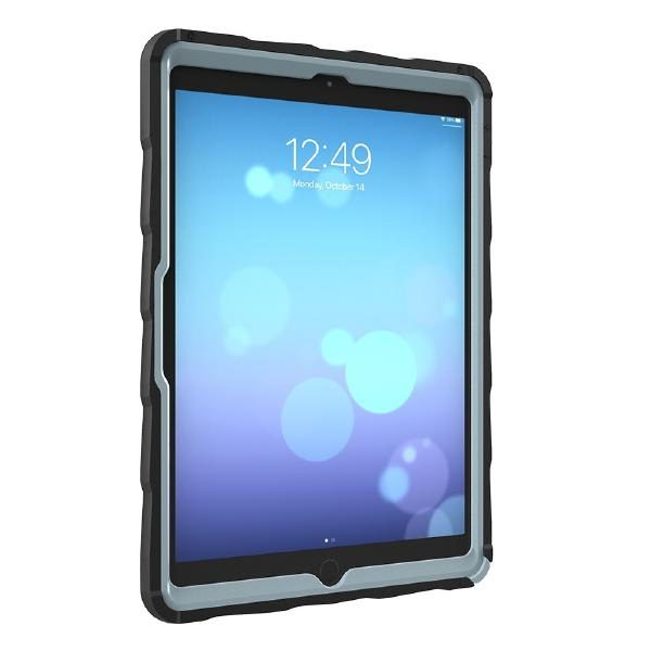 """Gumdrop DropTech Clear for iPad 10.2 rugged Case - Device Compatibility: Apple iPad 10.2"""" 7th Gen (Models: A2197, A2198, A2199, A2200) 1"""