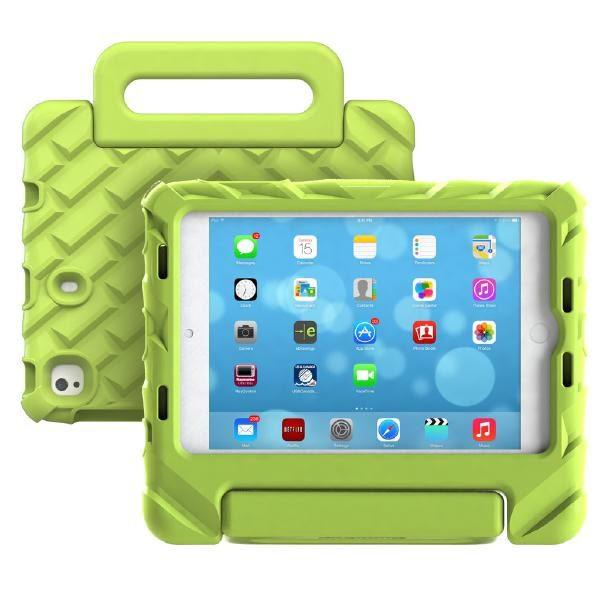 Gumdrop FoamTech for iPad Mini 5 2019 Case LIME (1,2,3,4) - Designed for: Apple iPad Mini 1, 2, 3, 4, 5  (A1538, A1550, A2133, A2124, A2126, A2125) 1