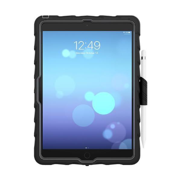 "Gumdrop Hideaway Rugged iPad 10.2 Case Designed for: Apple iPad 10.2"" 2019 7th Gen (Models: A2197, A2228, A2068, A2198, A2230) 1"