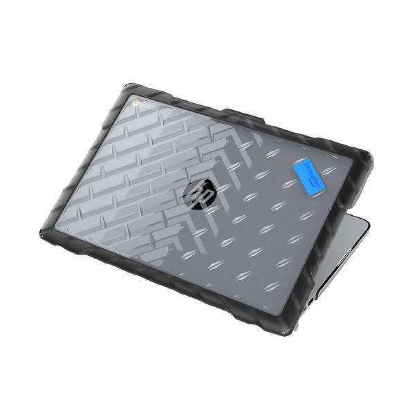 "Gumdrop DropTech HP Chromebook G5 14"" Case - Designed for: HP Chromebook G5 14"" (VPN: 3QN44PA, 3QN46PA, 3QN47PA, 3QN41PA, 3QN43PA) 1"