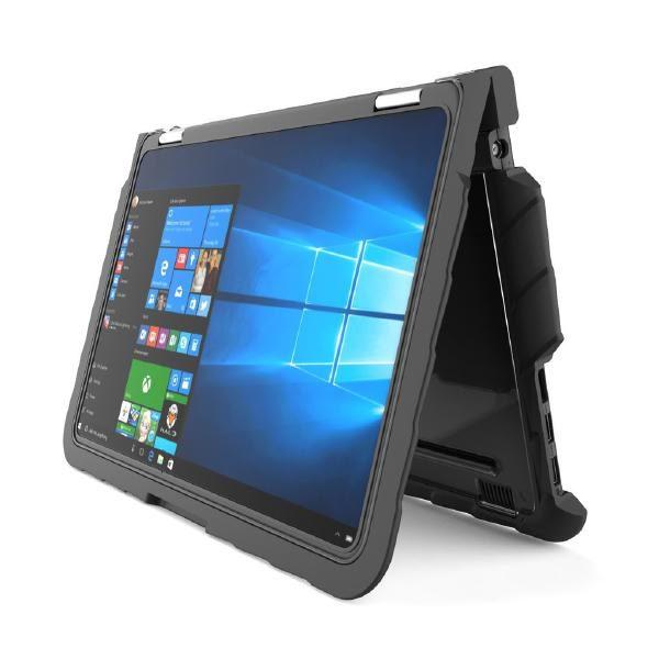 Gumdrop DropTech Lenovo Yoga 11e Windows Case - Designed for: Lenovo Yoga 11e Windows (4th Gen), and ThinkPad 11e (4th Gen, Windows) 1