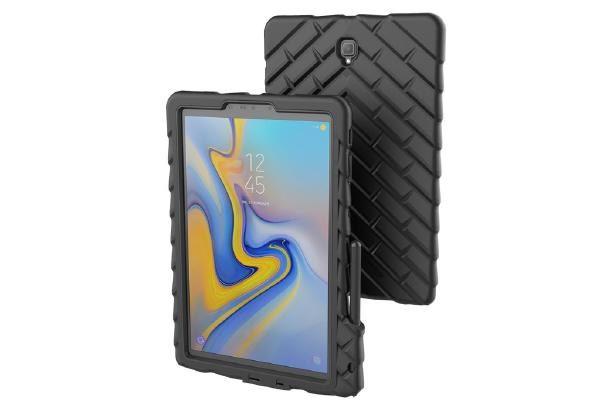 "Gumdrop DropTech Rugged Samsung Tab S4 case - Designed for Samsung Tab S4 10.5"" (VPN: SM-T830NZKLXSA, SM-T835NZKLXSA) 1"