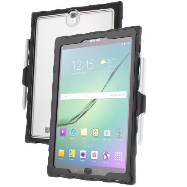 "Gumdrop DropTech Clear Rugged Samsung Galaxy Tab S3 Case - Designed for Samsung Galaxy Tab S3 9.7"" (VPN: SM-T820NZKAXSA) 1"