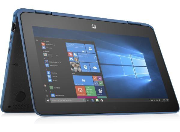 """HP ProBook x360 11 G4 EE -6ZT83PA- Intel m3-8100Y / 8GB / 128GB SSD / 11.6"""" HD Touch / W10P / 1-1-1 1"""