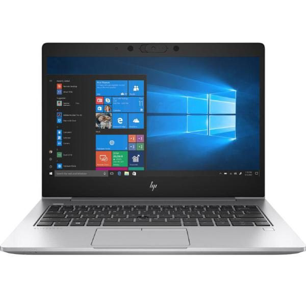 "HP EliteBook 830 G6 -7NU90PA- Intel i5-8365U vPro / 8GB / 256GB SSD / 13.3"" FHD IPS SureView / 4G LTE / W10P / 3-3-3 1"