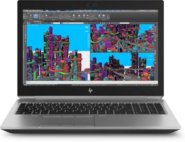 """HP ZBook 15v G5 -7PA09AV-CTO4- Intel i7-9750H / 16GB / 512GB SSD / 15.6"""" FHD / Nvidia Quadro P620 4GB / W10P / 3-3-3 1"""