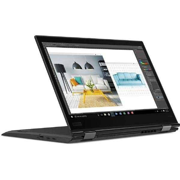 "Lenovo ThinkPad X1 Yoga G3 -20LD0038AU- Intel i7-8550U / 16GB / 512GB SSD / 14"" WQHD HDR Touch / 4G LTE / W10P / 3-3-0 1"