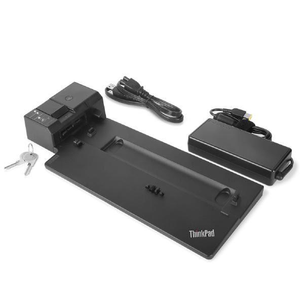 Lenovo ThinkPad Ultra Docking Station 40AJ0135AU (Suits L480, L580, P52s,T480, R480s,T580, X1 Carbon G6, G7, X280 Series) 1