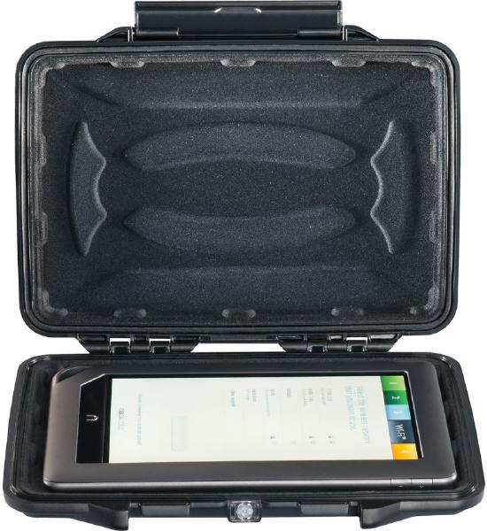 Pelican 1055 Hardback Case with Liner - E Reader 1