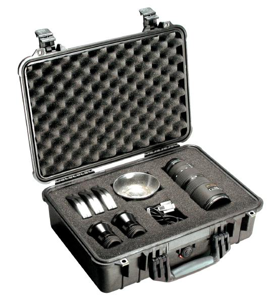 Pelican 1500 Case - Black 1
