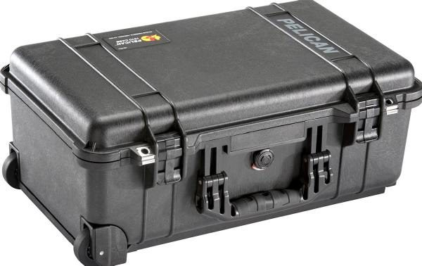 Pelican 1510 with foam Carry-On Case 1