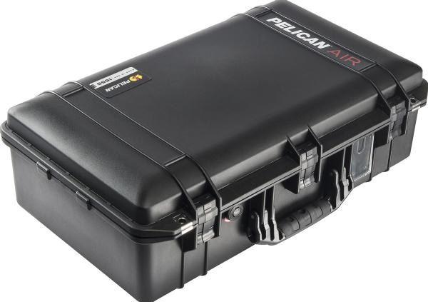 Pelican 1555 Air case with Foam Black 1