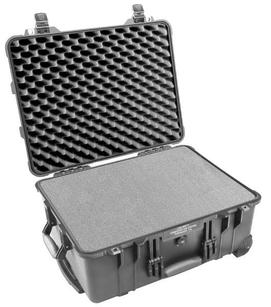 Pelican 1560 Case - Black 1