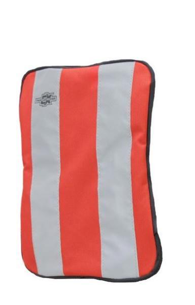 Front cover (No pocket) orange- medium 1