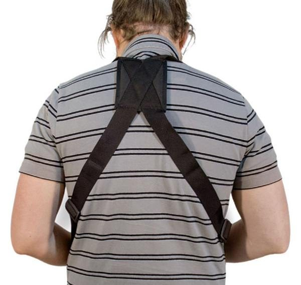 InfoCase - Toughmate Protective Body Harness for 15TBC19AOCS-P for CF-19 & FZ-G1 X-Strap 1