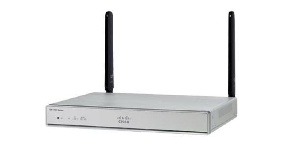 Cisco ISR 1100 4P ANNEX A ROUTER W/ LTE ADV SMS/GPS LATAM & APAC 1