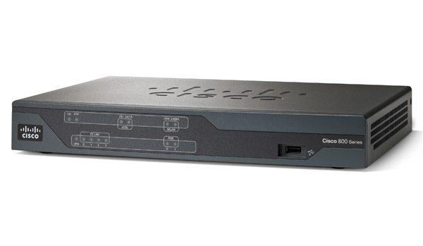 Cisco 887VA VDSL/ADSL over POTS Multi-mode Router 1