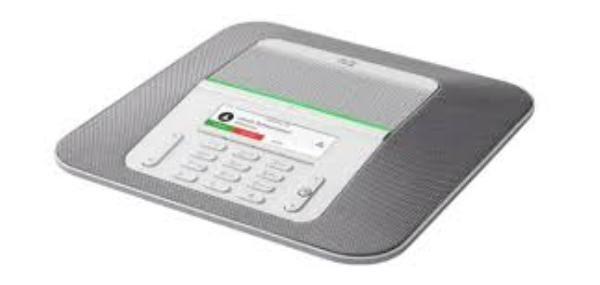 Cisco 8832 base in white color for APAC, EMEA, and Australia 1