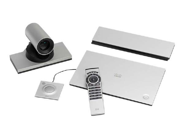 Cisco TelePresence System SX20 Quick Set with Precision HD 1080p 12x Camera - Video conferencing kit 1