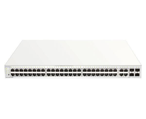 D-Link 52-Port Nuclias Cloud-Managed PoE Switch 1