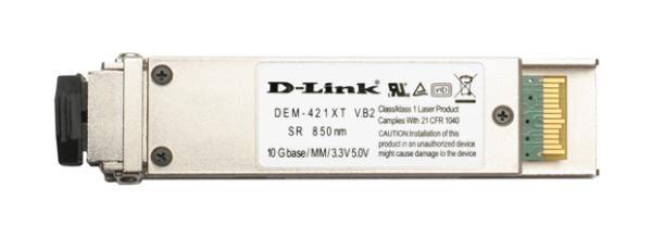 D-LINK DEM-421XT 10GBase-SR XFP Transceiver (Multimode 850nm) -  300m 1