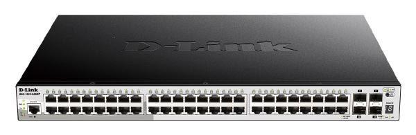 D-Link DGS-1510-52XMP Stackable PoE 1