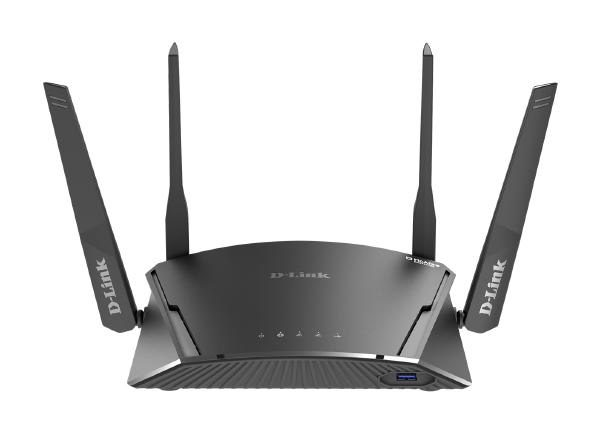 D-Link EXO AC1900 Smart Mesh Wi-Fi Router 1