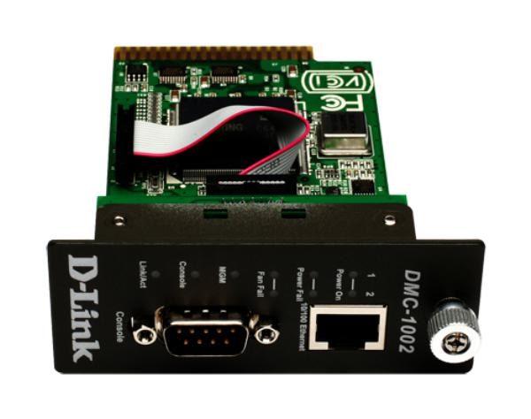 D-LINK DMC-1002 SNMP Management Module for DMC-1000 1