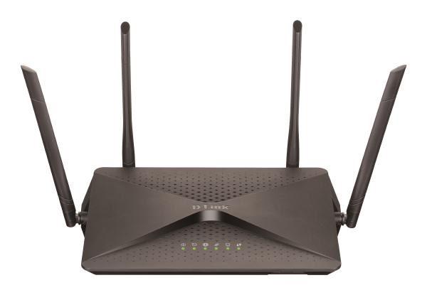 D-Link AC2300 Dual-Band MU-MIMO Gigabit VDSL2/ ADSL2+ Modem Router 1