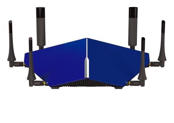D-Link DSL-4320L Taipan AC3200 Ultra Wi-Fi Tri-band Modem Router 3