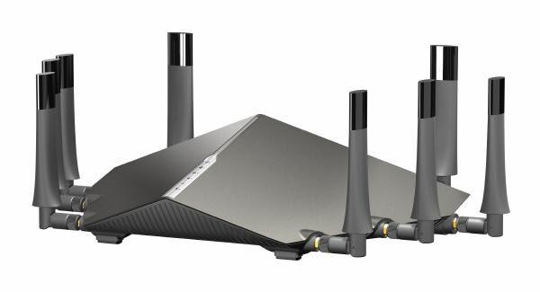 D-LINK DSL-5300 COBRA AC5300 MU-MIMO Wi-Fi xDSL Modem Router 1