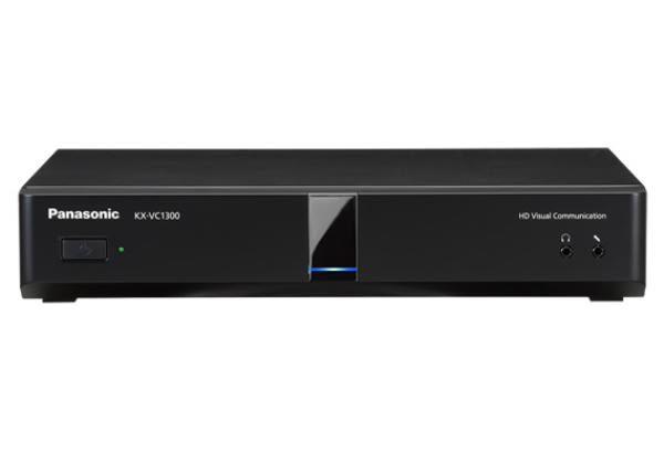 Panasonic VC-1300 Main Unit - 4 site, Dual Monitor, QoS, HDMIx2, Multicast, 3yr Warranty 1