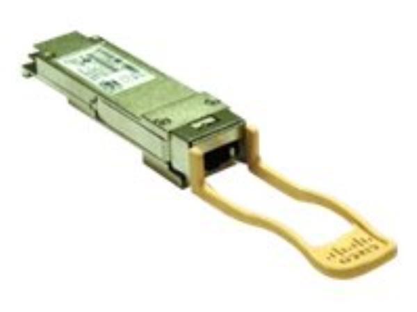 Cisco 40GBASE-SR4 QSFP Transceiver Module with MPO Connector 1