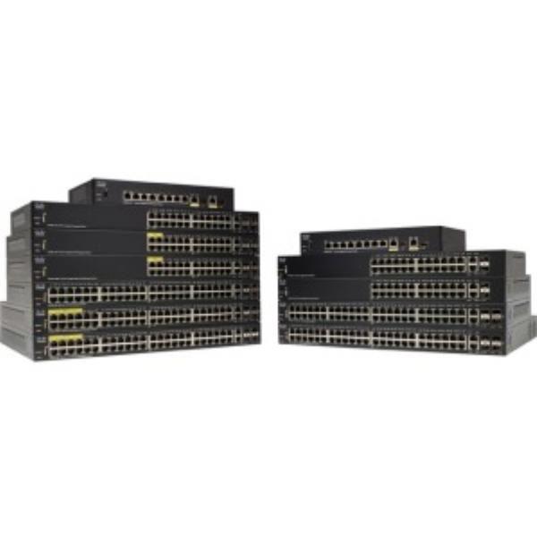 Cisco SG350-20 20-Port Gigabit Managed Switch 1