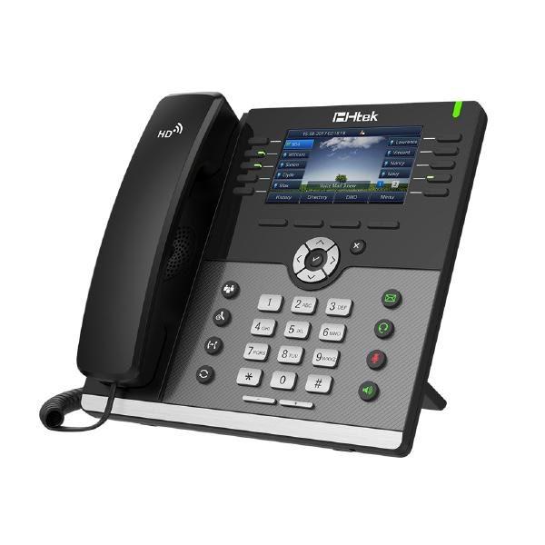 HTEK UC926 Executive Business IP Phone Up to 16 Sip Accounts 1
