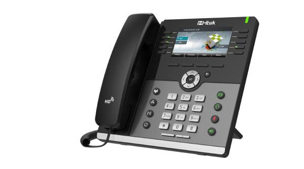 HTEK UC926E Executive Business IP Phone with Bluetooth and WiFi Up to 16 Sip Accounts 1