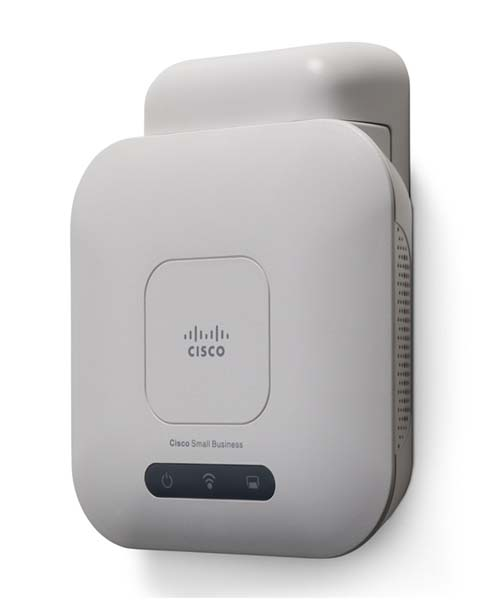 Cisco Small Business 100 Series WAP121 Wireless-N Access Point with Single Point Setup 1