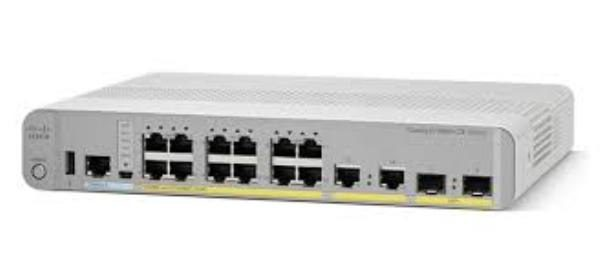 Cisco Catalyst 3560-CX 12 Port PoE IP Base 1