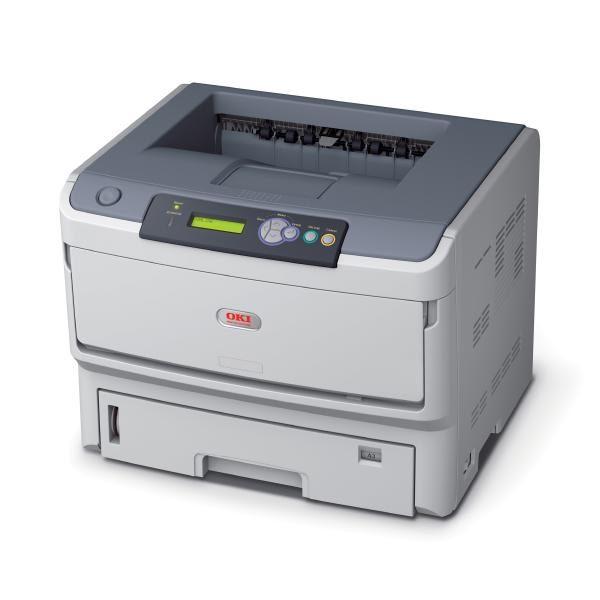 OKI B820n A3 Mono LED Printer 35ppm 3