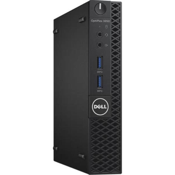BOX OPENED Dell Optiplex 3050 Micro Desktop Intel i5-6500T / 8GB / 256GB SSD + 500GB HDD / W10P / 1 Year MMT Warranty 1