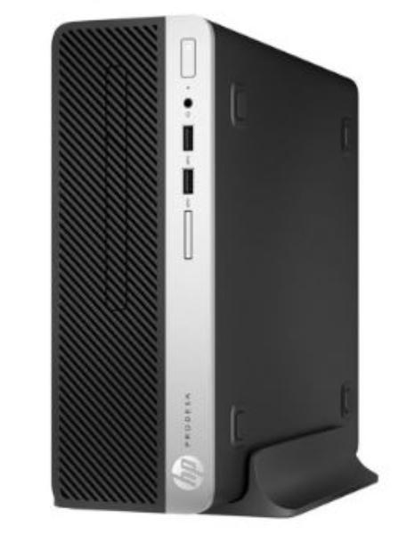 HP ProDesk 400 G6 SFF -8AF69PA- Intel i7-9700 / 8GB / 1TB HDD / DVD/ W10P / 1-1-1 1