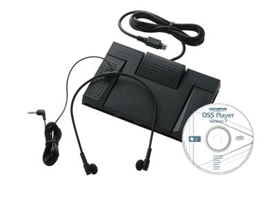 Olympus AS-2400 Digital Transcription 1