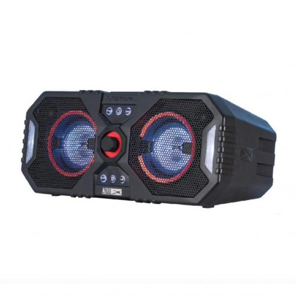 *EX DEMO* Altec Lansing Xpedition 4 - EVERYTHING PROOF portable Bluetooth speaker (Bluetooth, IP67 Waterproof, up to 24 hrs Battery, 200W) 1