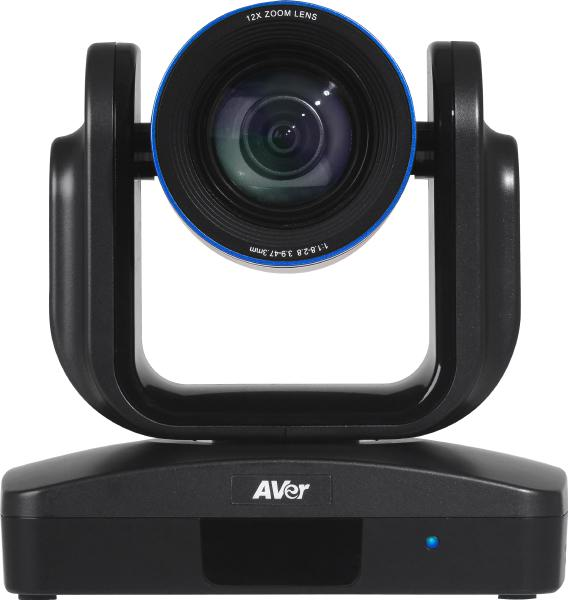 Aver CAM520 USB FHD PTZ Conference camera (1080P, USB, 82 FOV, 18x Total Zoom, PTZ 130 pan, 90 tilt, RS232) 1