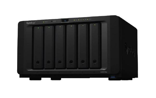 "Synology DiskStation DS3018xs 6-Bay 3.5"" Diskless 4 x GbE/10GbE support  NAS (Scalable) (ENT) - 5 year wty with SRS. 1"